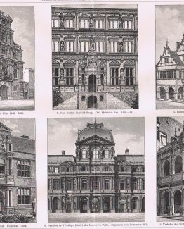 Renaissance Architecture 16th 17th century