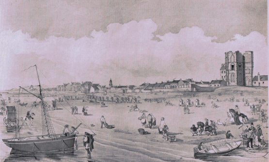 Portobello in Edinburgh 1850