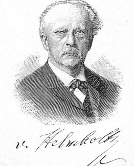 Hermann Ludwig Ferdinand von Helmholtz German physician and physicis