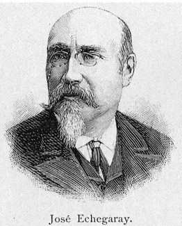 José Echegaray y Eizaguirre,Spanish civil engineer, mathematician, statesman, Spanish dramatists