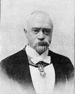 Eduard Lassen Belgian-Danish composer conductor music director