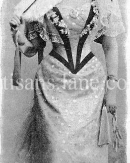 Emmy Telecky German opera singer Antique photograph
