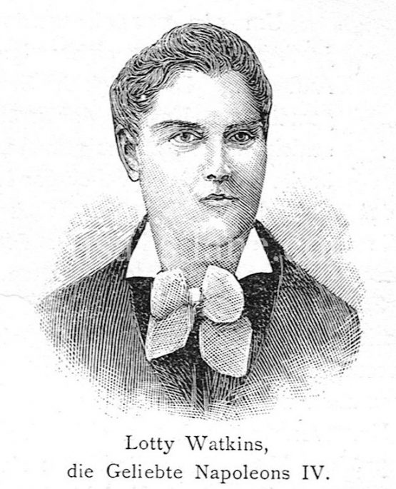 Lotty Watkins Napoléon Prince Imperial illustrated sketch
