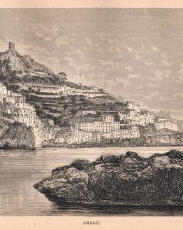 Amalfi historical View