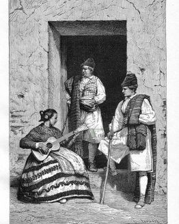 PEASANTS OF MURCIA