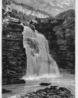 The Falls of the Doubs