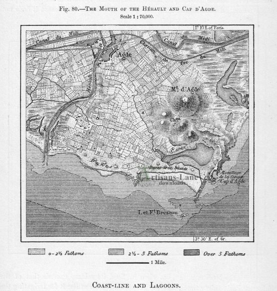 Mouth of the Herault