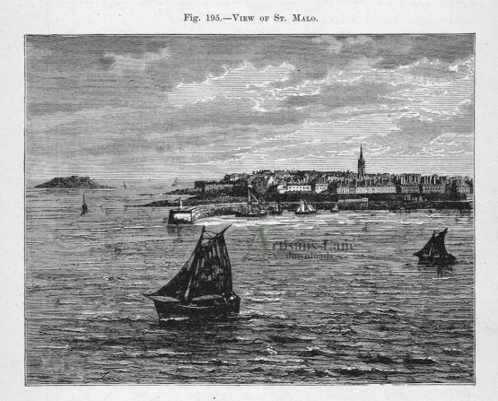 View of St. Malo